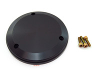 Joker Machine CB750 Clutch Cover - Smooth Black