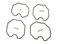Carburetor Gasket, O-Ring & Float Needle Kit - Set of 4 - Honda