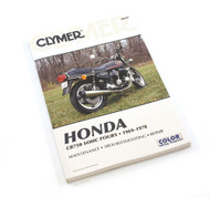 Clymer Manual - CB750 SOHC Fours 1969-1978