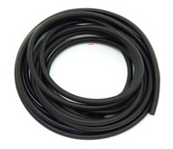 Genuine Honda Black Fuel Line - 5.5mm -  By The Foot
