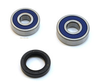 All Balls Rear Wheel Bearing & Seal Kit - 25-1335 - Honda CB350 CB360 CB400F