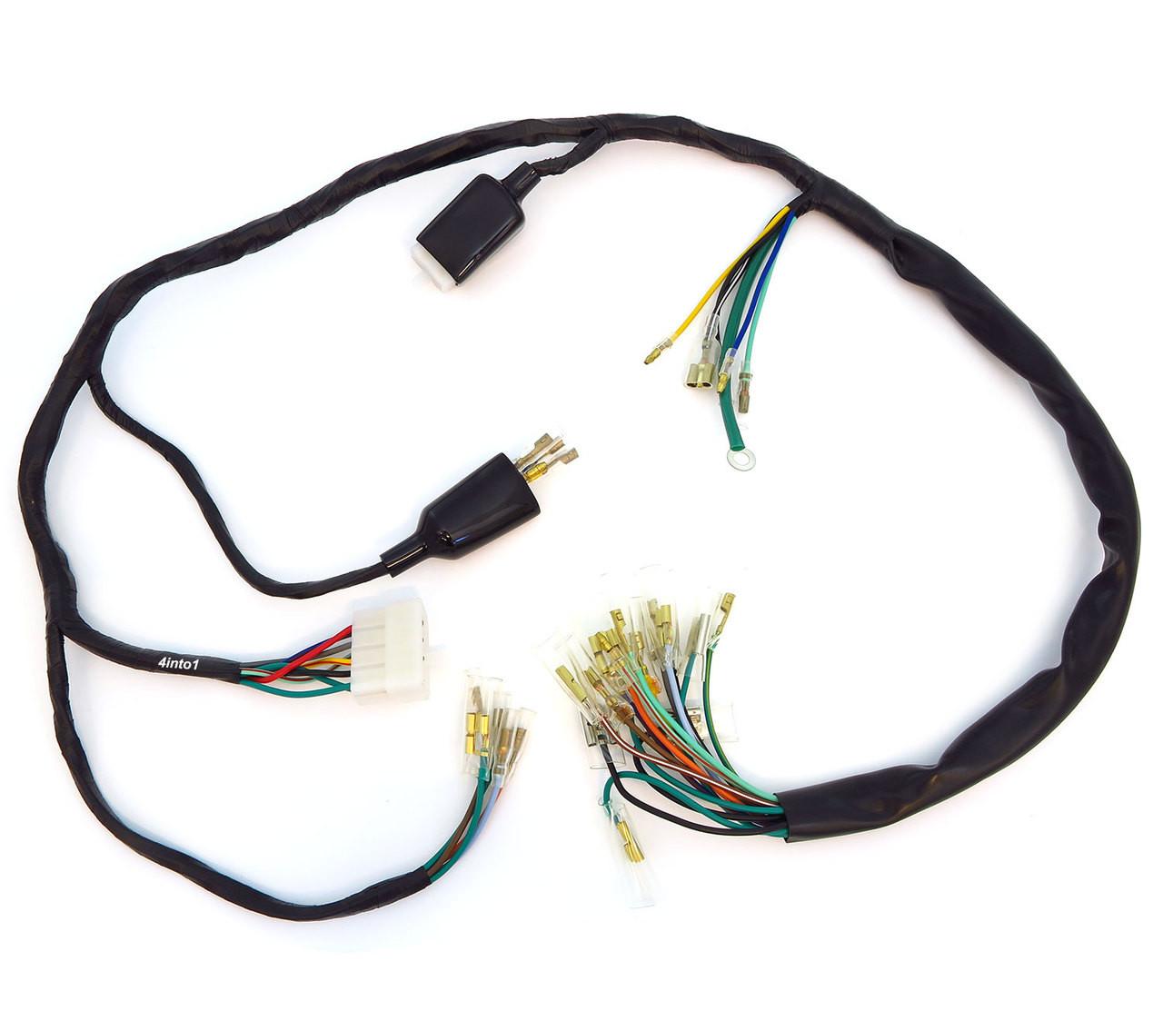 honda ss125 wiring harness wiring schematic diagram engine control module wiring harness main wiring harness 32100 323 040 honda cb500k 1972 1973 kohler engine wiring harness diagram image
