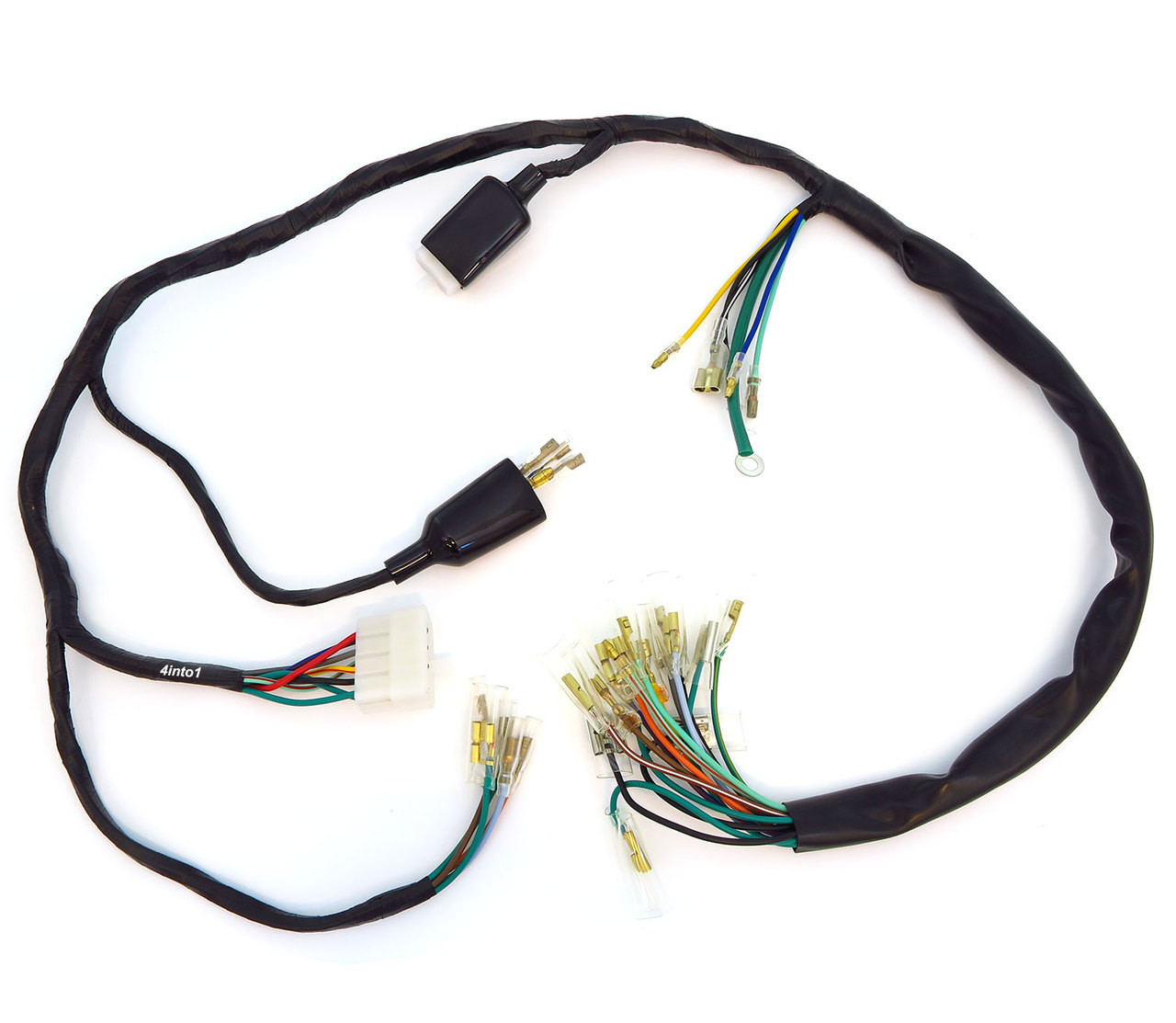 1973 Honda Ct90 Wiring Harness Great Installation Of Diagram 1974 K4 Images Gallery