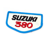 NOS Vintage Suzuki 380 Patch