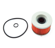 Oil Filter With O-Rings - 15410-426-010 - Honda Fours