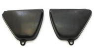 Honda CB400F Side Cover Set - 1975-1977