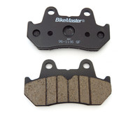 BikeMaster Front or Rear Brake Pads - 96-1106