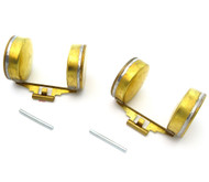 Float & Pin - Set of 2 - 16013-286-014 - Honda CL175 CB/CL72/77 CB/CL/SL350