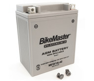 BikeMaster AGM Platinum II Battery - MS12-14L-A2
