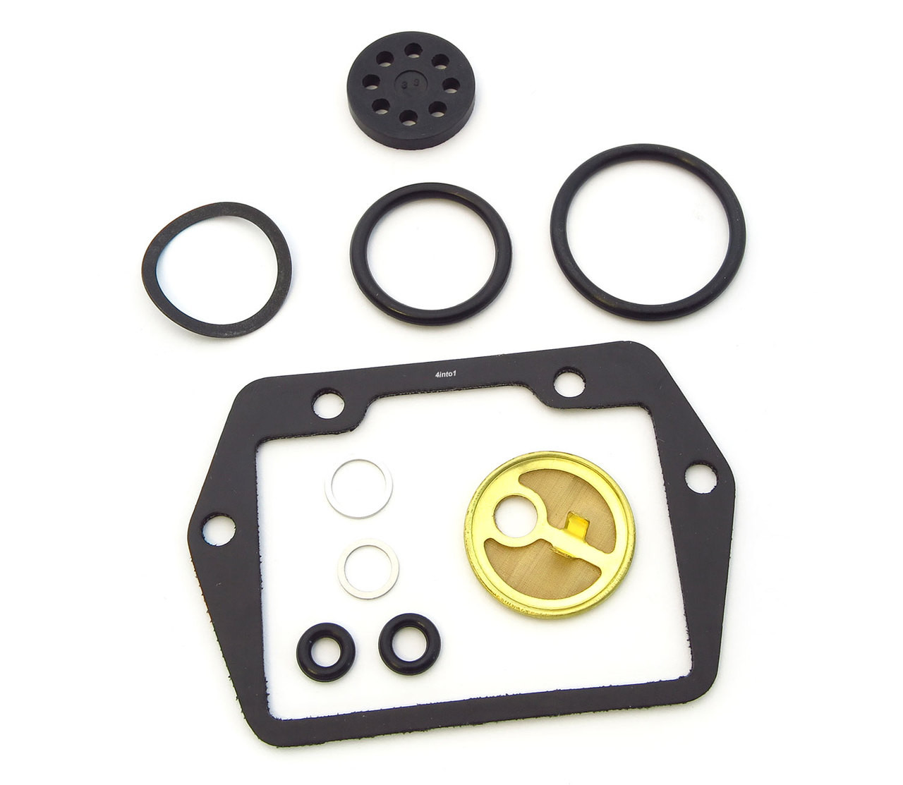1970 Honda Ct70 Carburetor Genuine Gasket Set 16010 098 305 Ct70h Trail Image 1
