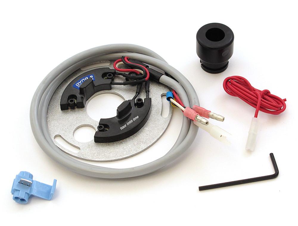 dynatek dyna s electronic ignition system honda cb350f. Black Bedroom Furniture Sets. Home Design Ideas