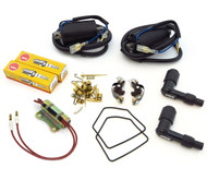 Deluxe Tune Up Kit - Honda - CB350 CL350 Twins - 1970-1973