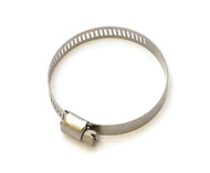 Helix Stainless Steel Thin Hose Clamp - 26mm - 51mm