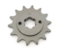Parts Unlimited Front Sprocket - 520 - Honda CR250R/450R/480R/500R