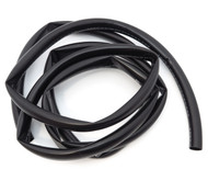 Black Wire Harness Tubing - High Temperature - 10 Foot Roll