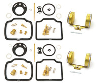 Ultimate Carburetor Rebuild Kit - Honda CB77 305 Super Hawk