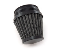 Black Pod Filter - 50mm - Honda CB/CL350/360/450 CB500T