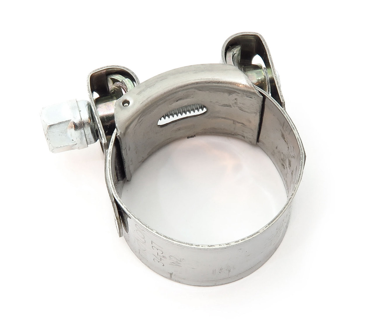 Stainless Steel T-Bolt Exhaust Clamp - 34mm - 37mm