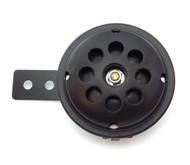 12 Volt Deluxe Compact Horn - Black