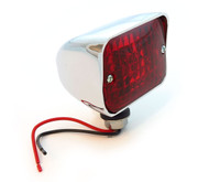Ambassador Mark II Chrome Tail Light Assembly
