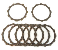 EBC Clutch Friction Plate Set - CK1143 - Honda CB750F CB750K GL1000 - 1975-1979