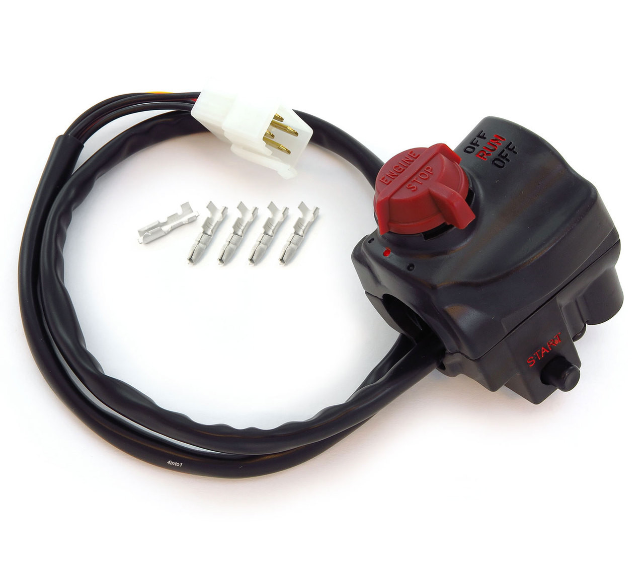 Reproduction Throttle Switch Assembly 35130 404 671 Honda Cl72 Wiring Image 1