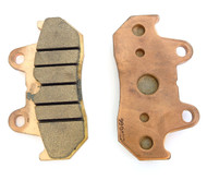Emgo Full Metal Front or Rear Brake Pads - Honda CB/CX/GL/VF/VT500/650/700/750/900/1000/1100