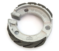 Emgo Grooved Front or Rear Brake Shoes - Honda MR/NA/NB/NC/NN/NQ/NX/P/PA/PC/SA/SB/SE/TG50 Z50R