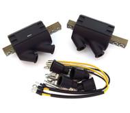 Magna Dual Output Coil - 5 ohms - Set of 2 - Honda CB350F/400F/500K/550/750 GL1000