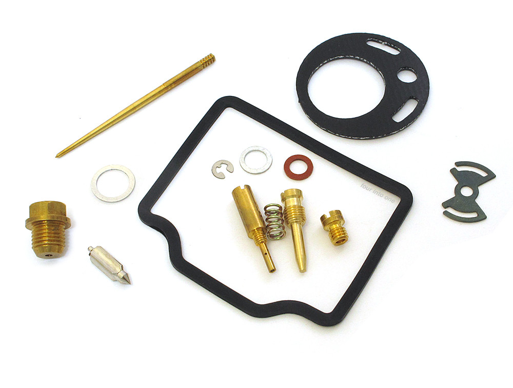 Honda GCV160 Carburetor Rebuild Kit