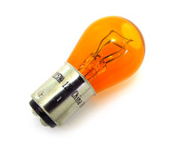 12 Volt Dual Filament Amber Light Bulb - 1157A