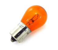 12 Volt Single Filament Amber Light Bulb - 1156A