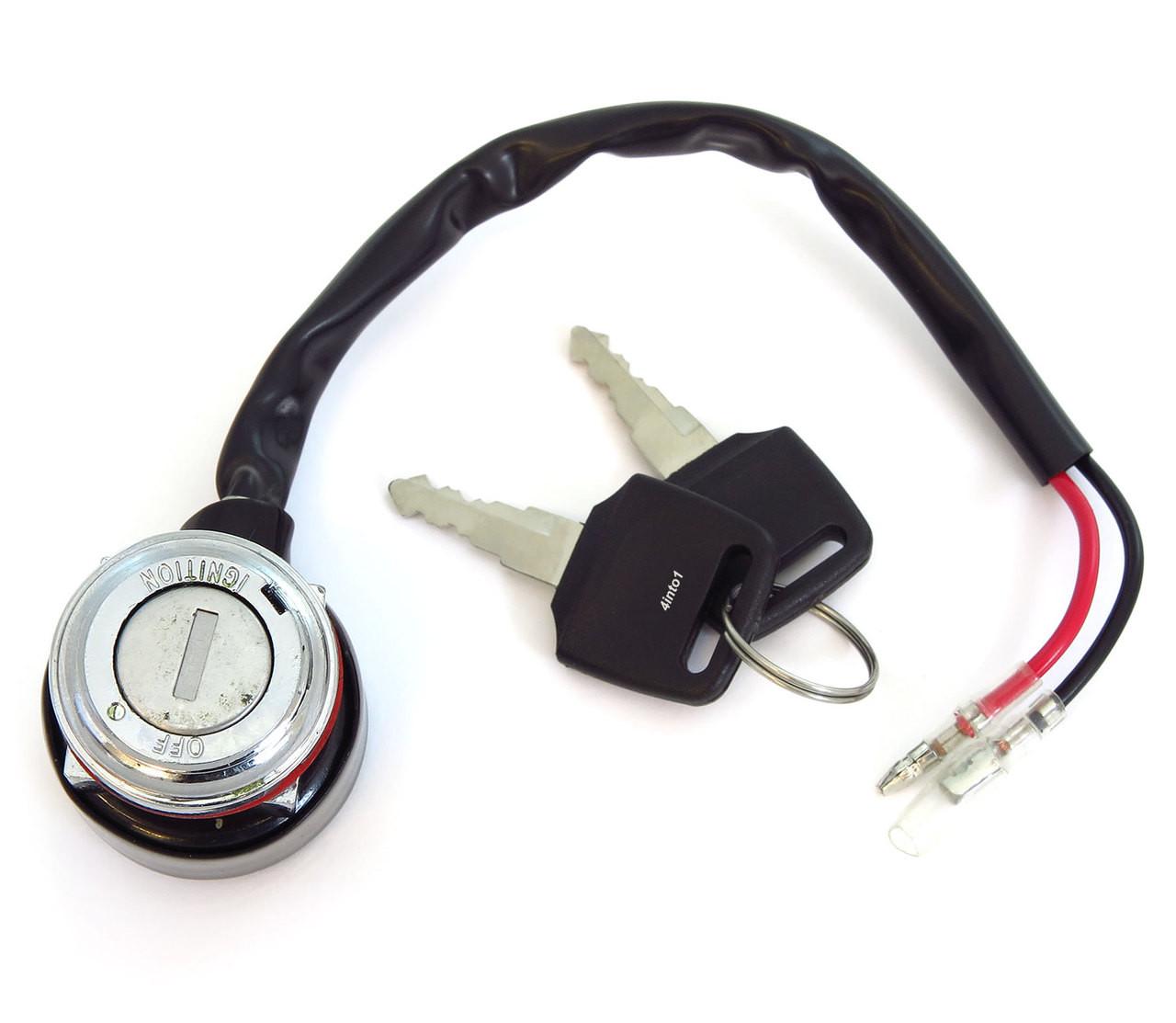 Ignition Switch - 35100-324-761 - Honda CL70 CB/CL/SL/XL100 CL/SL125