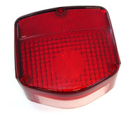 Reproduction Tail Light Lens - 33702-329-671 - Honda C70 CT70/90/110 CB/CL125S CM/185T200T/400