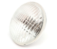 "5.75"" Halogen Motorcycle Headlight - Clear"