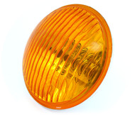 "5.75"" Halogen Motorcycle Headlight - Amber"