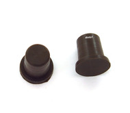 Set of 2 Carburetor Rubber Passage Plugs - Honda CB350 CL350 SL350