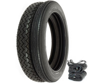 Avon Speedmaster / Safety Mileage Tire Set - Honda CL350K SL350K 69-71 CB450K 70-74 CL450K CB500/550 CB750F 75-78 CB750K 69-76