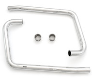 MAC Chrome 2into2 Headers - Honda CB/CM 400/450 - 1978-1986