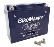 Bikemaster TruGel Battery - MGN50-N18LA