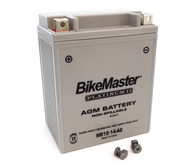 BikeMaster AGM Platinum II Battery - MS12-14-A2
