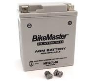 BikeMaster AGM Platinum II Battery - MS12-7L-BS