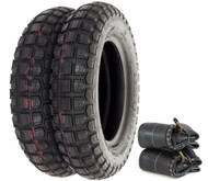 Bridgestone TW Trail Wing Tire Set - Honda Z50A/R