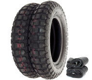 Bridgestone TW Trail Wing Tire Set - Honda CT70 1969-1982