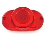 Reproduction Tail Light Lens - 33701-041-671 - Honda S90 CT90 CL175 CB77/350/450