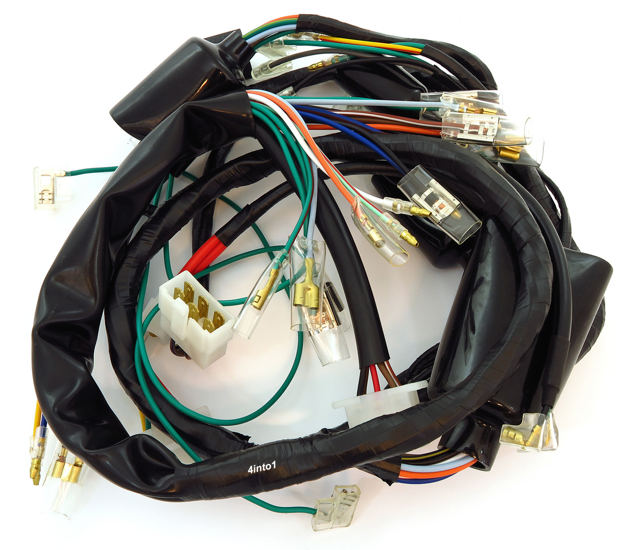 Cb400f Wiring Harness Library Diagram Main 32100 377 030 Honda Image 1