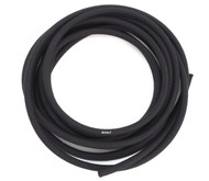 "Black Cloth Wrapped 3/16"" Fuel Line -  By The Foot"