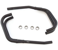 MAC Black 4into2 Headers - Honda CB750A - 1977-1978