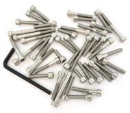 Stainless Steel Allen Bolt Set - Honda XL350R - 1984-1985