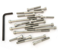 Stainless Steel Allen Bolt Set - Honda XR80